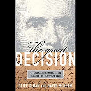 The Great Decision cover art