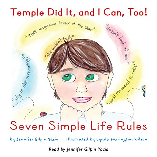 Temple Did It, and I Can, Too! audiobook cover art