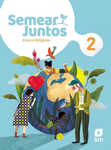 Semear Juntos Religião 2 F1 La 2ª Ed20
