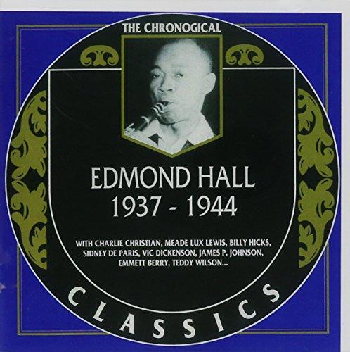 The Chronological Classics: Edmond Hall 1937-1944