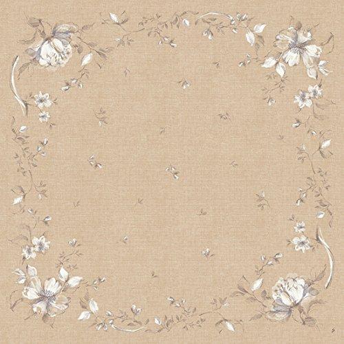 Duni Duni Dunicel-Mitteldecken Floris 84 x 84 cm unverpackt 20 Stück