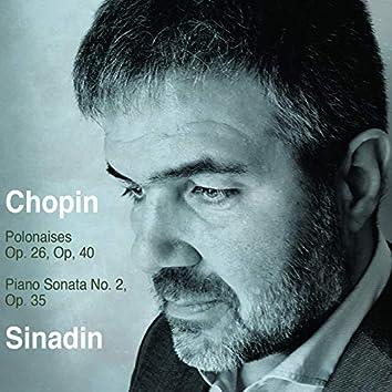 Chopin Recital, Dejan Sinadinovic