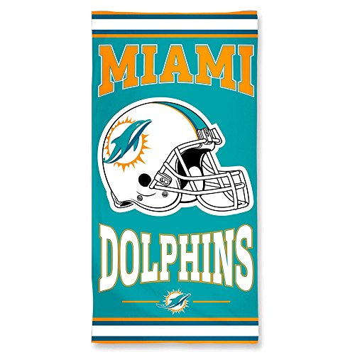 Miami Dolphins Logo Badetuch