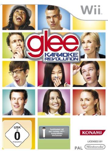 Karaoke Revolution Glee Vol. 1 [Edizione: Germania]