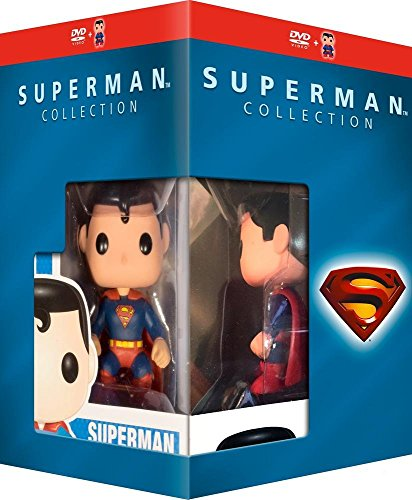 Superman Collection [+ Figurine Pop (Funko)]