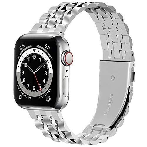 Fullmosa Cinturino Compatibile con Apple Watch 42mm/44mm 38mm/40mm,Cinturini di Ricambio per Apple...