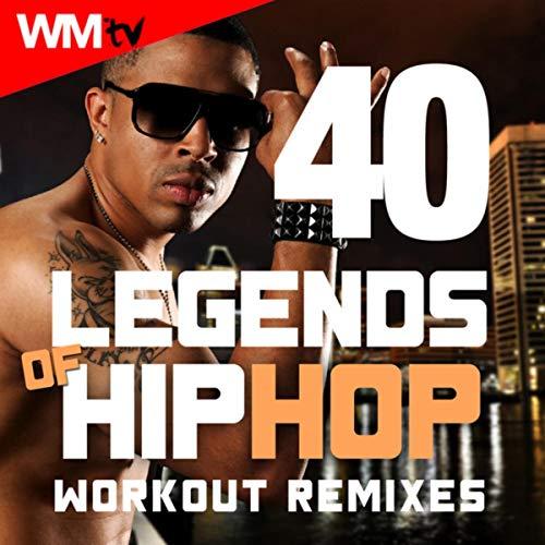 40 Legends Of Hip Hop Workout Remixes (85 - 178 Bpm / 32 Count)