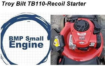 BMotorParts Recoil Pull Starter for 140cc Troy Bilt TB110 Push Mower Briggs & Stratton ENG.