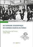 Dictionnaire biographique des grands sourds en France: Les Silencieux de France (1450-1920). Préface de Bernard Truffaut