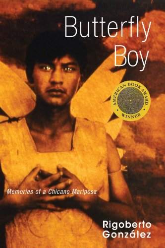 Butterfly Boy: Memories of a Chicano Mariposa (Writing in Latinidad: Autobiographical Voices of U.S. Latinos/as)