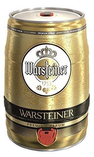 BIRRA WARSTEINER FUSTO LT5