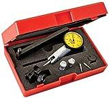 Starrett 3809MAC - Comparatore con braccio tastatore, quadrante giallo, 32 mm DRM, range 0...