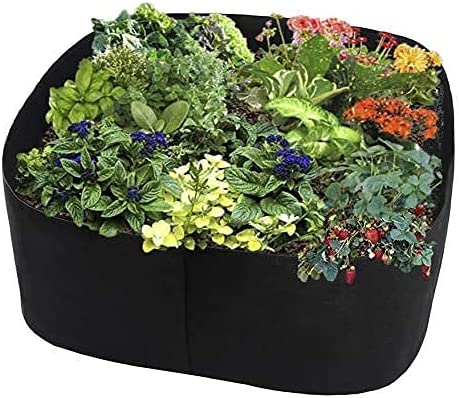 FANNISS Cheap mail order sales Planting Pots,Planting Grow Bags 4 Sizes Tool R Garden Max 63% OFF