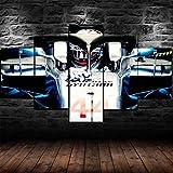 199Tdfc Puzzle Poster & Kunstdrucke Lewis Hamilton F1