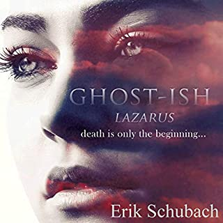 Ghost-ish: Lazarus audiobook cover art