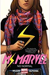Ms. Marvel Vol. 1: No Normal (Ms. Marvel Series) Kindle Edition
