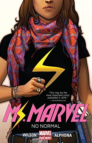 Amazon.com: Ms. Marvel Vol. 1: No Normal (Ms. Marvel Series) eBook ...