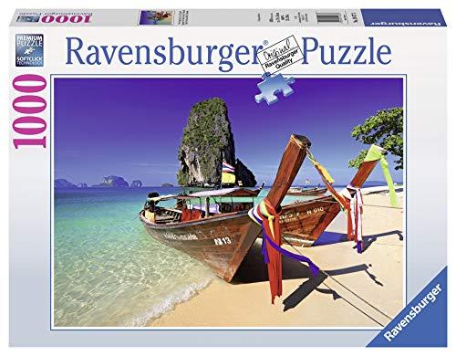 Ravensburger Puzzle 19477 - Phra Nang Beach, Krabi, Thailand - 1000 Teile