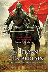 Cover of The Thorn of Emberlain