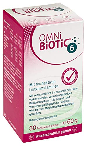 OMNi BiOTiC 6, 60 g im Glas