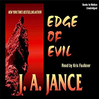 Edge of Evil audiobook cover art