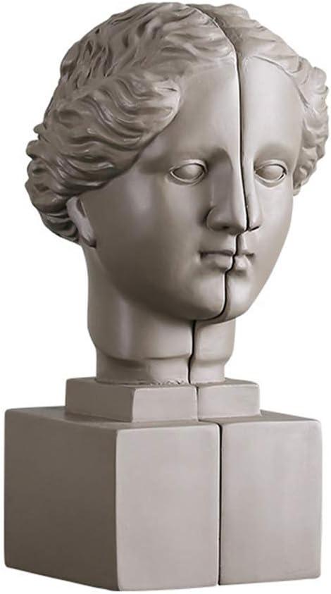 Statue Overseas parallel New products, world's highest quality popular! import regular item Stunning Home Garden Ornament Sculpture Booken Decoration