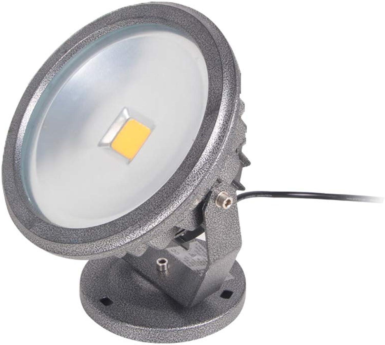 30W LED Flutlichter Draussen Wasserdicht Integriert Kreisfrmig Scheinwerfer Werbung Projektion Beleuchtung Gem