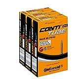 Continental Race Tube 28' Cámara de Aire, Unisex-Adult, Negro, [20-622-25-630]