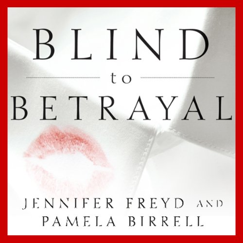 Blind to Betrayal cover art