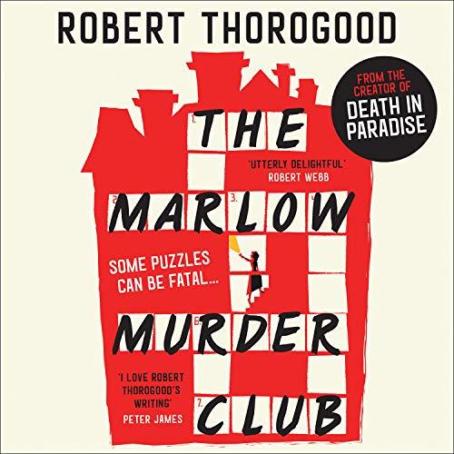 Couverture de The Marlow Murder Club
