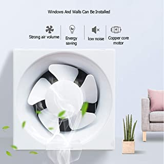 Exhaust Fan Envirovent Silent Extractor Fan with Shutters for Bathroom/Kitchen/Toilet ZHAOSHUNLI 828 (Size : 6 inchs)