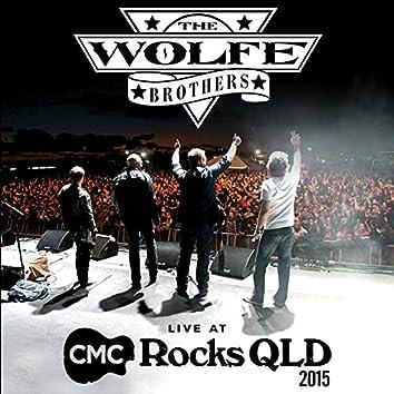 Live at Cmc Rocks Qld 2015