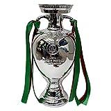 TKFY Copa de Europa 2020 Campeón de la Copa Drone Deportes de fútbol Trofeo Ventilador del Regalo temáticas Decoraciones Resina 32cm 44cm,44cm