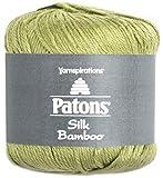 Patons Silk Bamboo Yarn (6-Pack) Moss 244085-85236