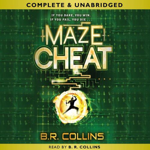 Mazecheat audiobook cover art