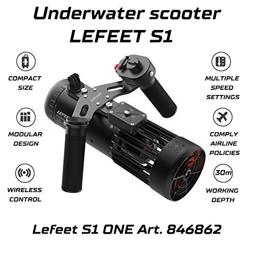 Movesea Scooter Subacqueo S1 LEFEET Mare Spiaggia Estate Diving Snorkeling 846862