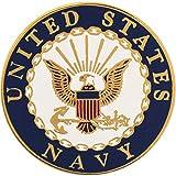 United States Navy USN Logo Seal 1' Lapel Pin (1)