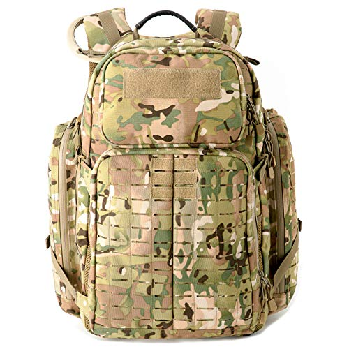 MT Military Medium Rucksack MOLLE Army Tactical Assault...