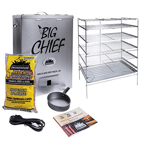 Smokehouse Products Big Chief Top Load Smoker