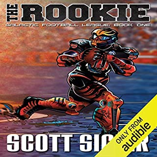 The Rookie: Book 1 audiobook cover art