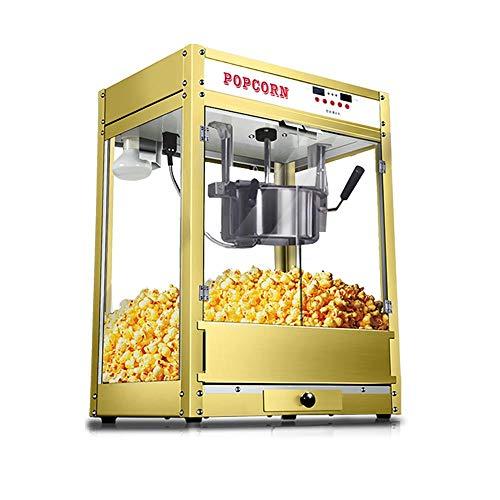 Palomitera Electrica, Popcorn Maker Kids Resistencia A Altas Temperaturas Con VentilacióN Superior,...