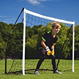 QUICKPLAY Kickster Ultra Portable Football Goal - 6x4