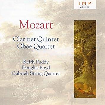 Mozart: Clarinet Quintet / Oboe Quartet