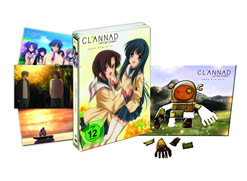 Clannad: After Story - Staffel 2 - Vol. 3 - [Blu-ray] - [Steelbook]