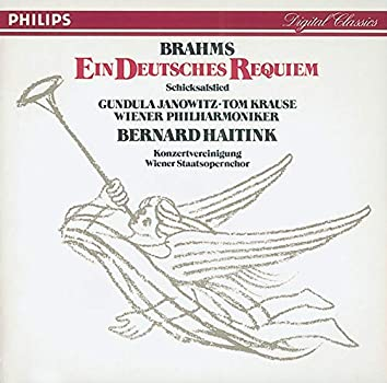 Brahms: Ein Deutsches Requiem/Schicksalslied