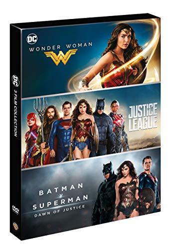 Dc Comics Box Set (3 Dvd) [Italia]