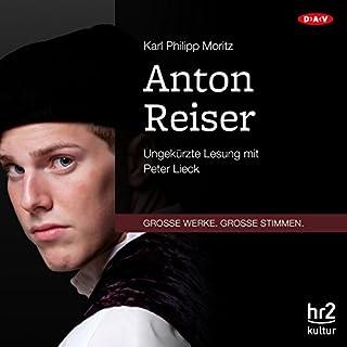 Anton Reiser audiobook cover art