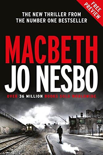 New Jo Nesbo Thriller: Macbeth Free Ebook Sampler (English Edition)
