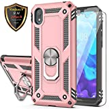 YmhxcY Case For Huawei Y5 2019/Honor 8S with Tempered Glass