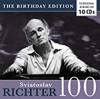 Birthday Edition-10 Original Albums by SVIATOSLAV RICHTER